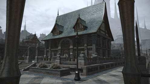Restauración ishgardiana de Final Fantasy XIV (13)