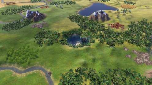 Civilization VI - New Frontier Pass - Pack Maya & Gran Colombia - Fuente de la Juventud Maravilla Natural