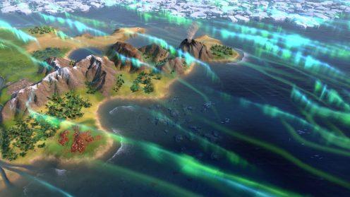 Civilization VI - New Frontier Pass - Pack Maya & Gran Colombia - Llamarada solar en modo Apocalipsis