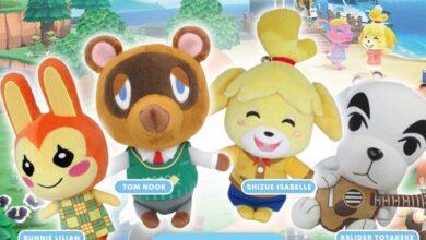 Photo of Estos peluches de Animal Crossing de Merchoid ahora se pueden pedir por adelantado