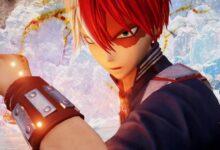 Photo of El personaje DLC de Jump Force Shoto Todoroki de My Hero Academia obtiene fecha de lanzamiento y nuevas capturas de pantalla