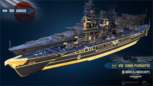 World of Warships Warhammer 40k (2)