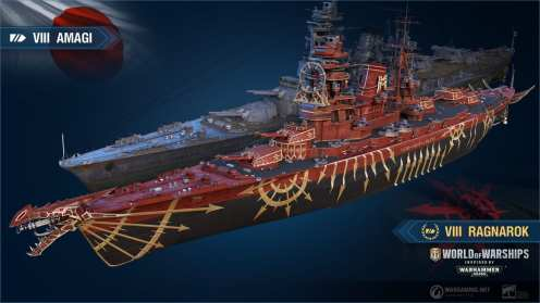 World of Warships Warhammer 40k (4)
