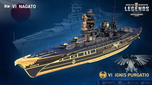 World of Warships Warhammer 40k (5)