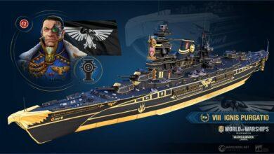 Photo of World of Warships revela Warhammer 40,000 Crossover tanto en PC como en consolas