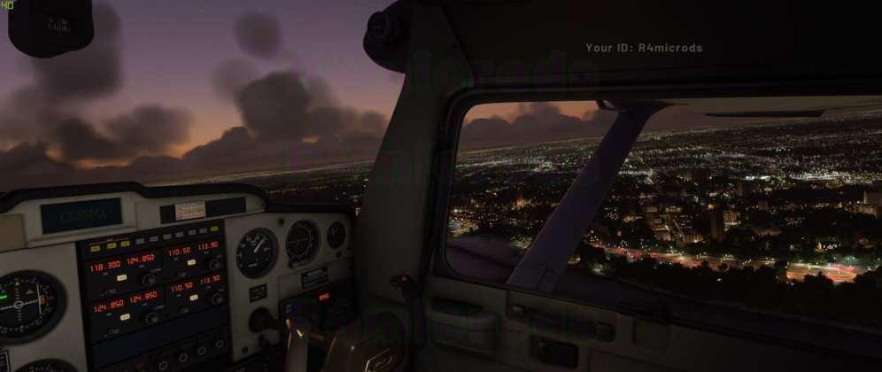 Simulador de vuelo de Microsoft (8)