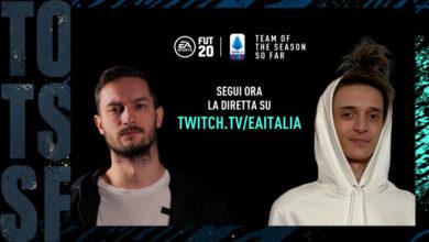 FIFA 20: TOTSSF - Se anuncia el equipo de la temporada de la Serie A hasta ahora