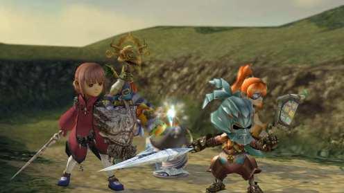 Crónicas de Final Fantasy Crystal remasterizadas (1)