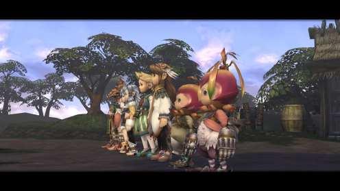 Crónicas de cristal de Final Fantasy remasterizadas (4)