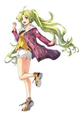 La leyenda de los héroes Hajimari no Kiseki (2)