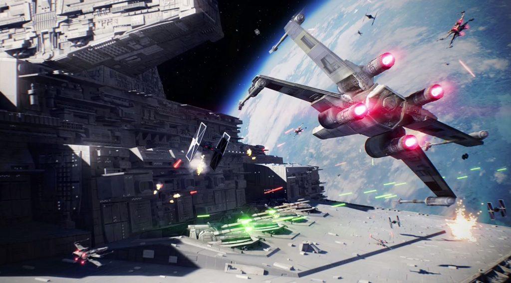 Battlefront 2 aviadores