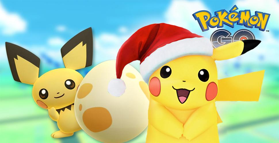 Pokémon GO Pikachu Pichu título