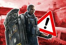 Photo of Rainbow Six Siege: debes evitar este error profesional