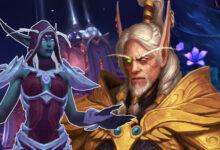 Photo of Historia de amor en WoW: dos elfos famosos finalmente tienen una cita