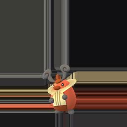 Pokémon morado GO