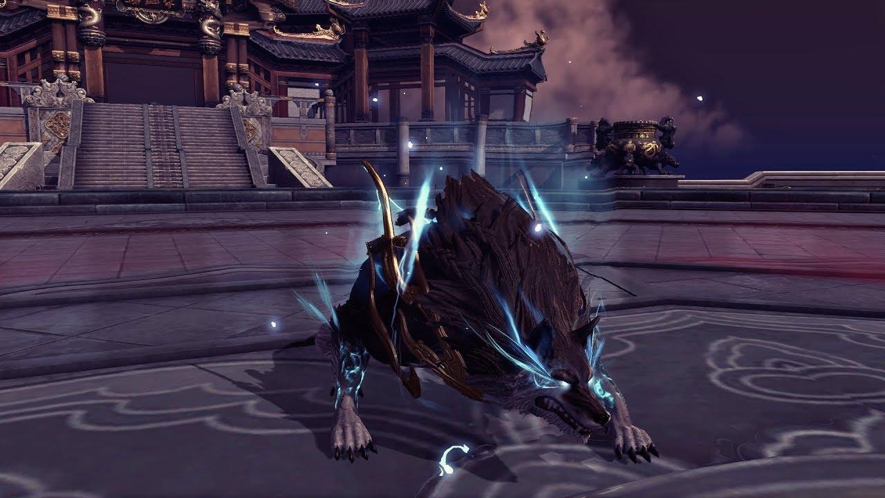 resultado de la prueba de la espada y el lobo del alma