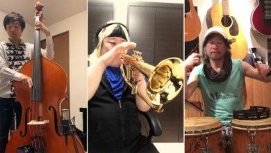 Photo of Animal Crossing: New Horizons Los músicos interpretan virtualmente la canción del tema juntos