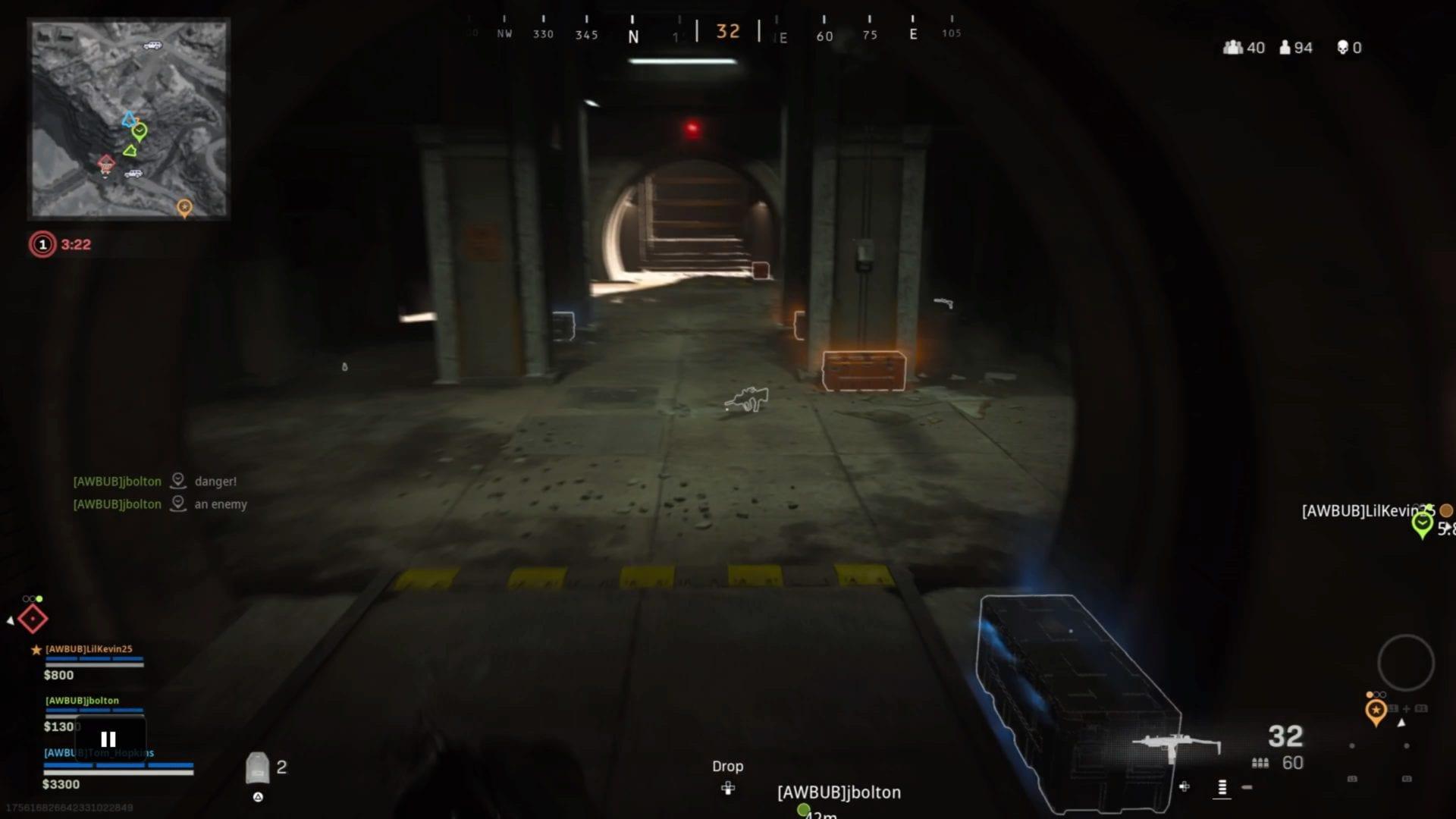 zona de guerra, tarjetas de acceso, bunkers abiertos
