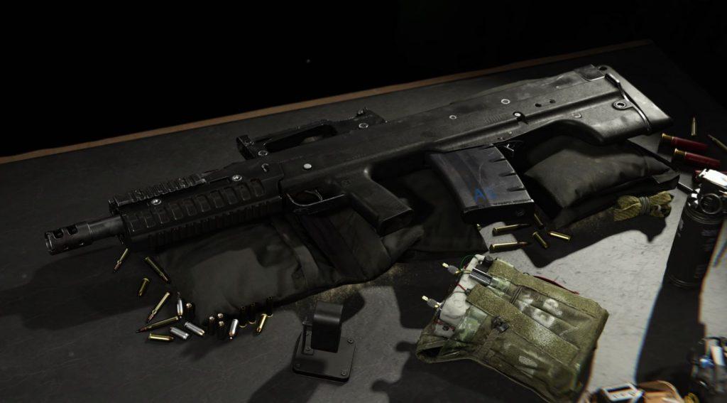 Llamada para Duty Warzone Oden