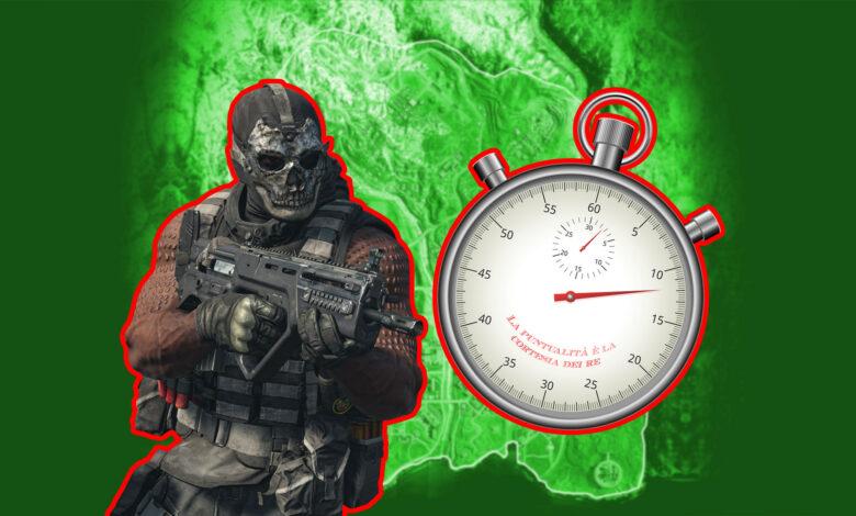 CoD Warzone: los profesionales obtienen la victoria más rápida