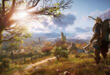 """Photo of El mapa de Assassin's Creed Valhalla es """"un poco más grande"""" que Odyssey, dice Ubisoft Dev"""