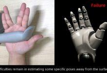 Photo of El video demuestra la investigación de Sony sobre la tecnología de controlador VR de seguimiento de dedos