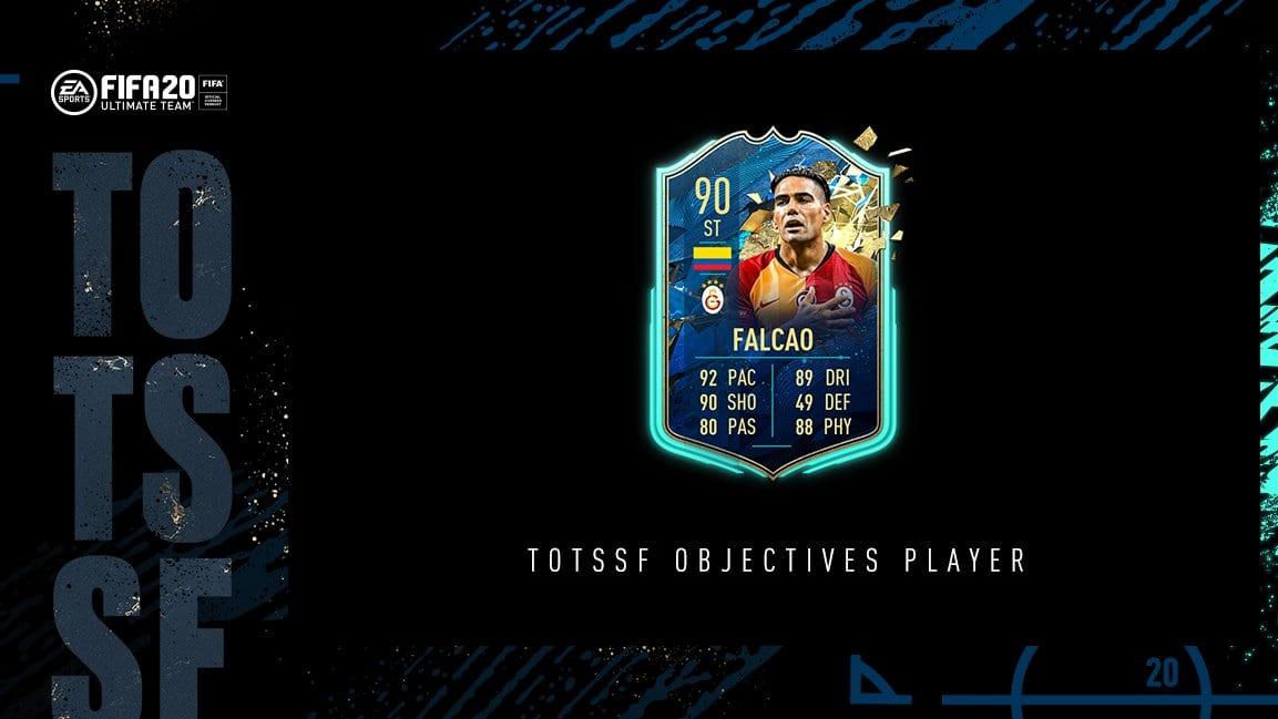 FIFA 20, Totssf Falcao