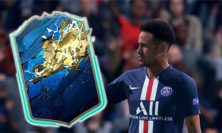 FIFA 20: Strong Ligue 1 Team of the Season ahora está en paquetes