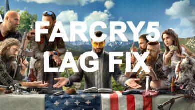 Far Cry 5: repara el retraso, las caídas de FPS, la tartamudez y el bloqueo