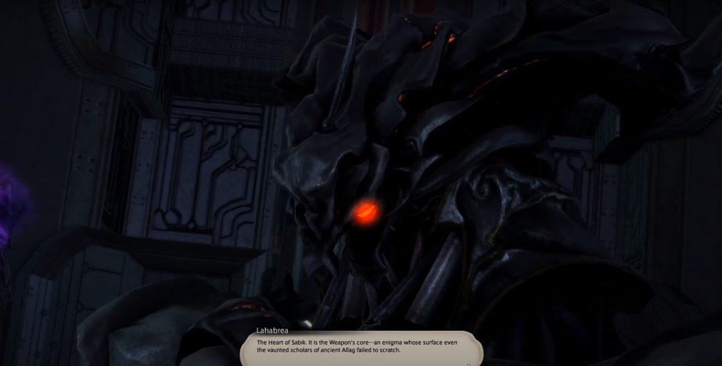 Final Fantasy XIV Praetorium Lahabrea