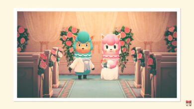 Photo of Guía de la temporada de bodas de Animal Crossing New Horizons