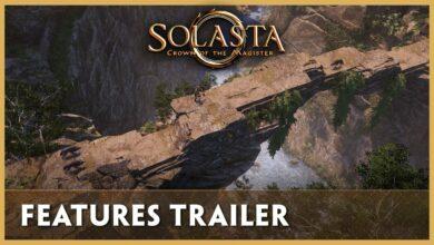 Photo of He aquí un vistazo a Solasta: el creador de personajes detallado de Crown of the Magister