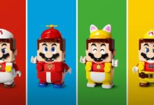 Photo of LEGO Super Mario presenta cuatro paquetes de encendido