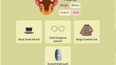 Photo of La nueva herramienta Animal Crossing te permite saber exactamente qué regalos dar a cada aldeano para que te amen