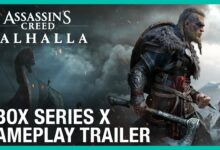 """Photo of La """"jugabilidad"""" del primer Assassin's Creed Valhalla se muestra en el interior de Xbox"""