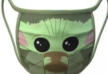 Photo of Las máscaras faciales Baby Yoda de Disney; Las ganancias iniciales serán donadas a la caridad