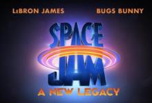 Photo of LeBron James revela logotipo para la secuela de Space Jam