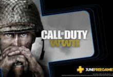 Photo of Los juegos gratuitos de PS Plus June incluyen Call of Duty: WWII Campaign & Battlefront II