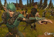 """MMORPG Crowfall lanza Alpha, dice: """"Regístrese en Beta rápidamente"""""""