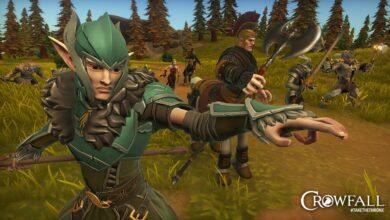 "Photo of MMORPG Crowfall lanza Alpha, dice: ""Regístrese en Beta rápidamente"""