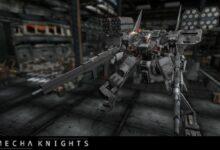 Photo of Mecha Knights: Nightmare muestra nuevas armas y sombreador de agua