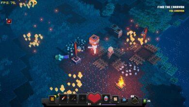 Minecraft Dungeons: cómo solucionar la tartamudez, el retraso, las caídas de fps y los accidentes