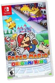 paper mario, el rey del origami