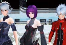 Photo of Phantasy Star Online 2 revela la colección Scratch AC de Dark Omen con nuevo tráiler