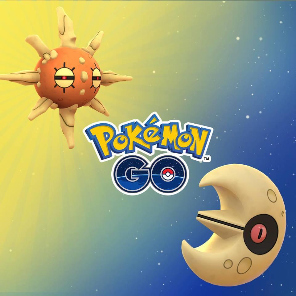 Pokémon GO Sonnfel Lunastone