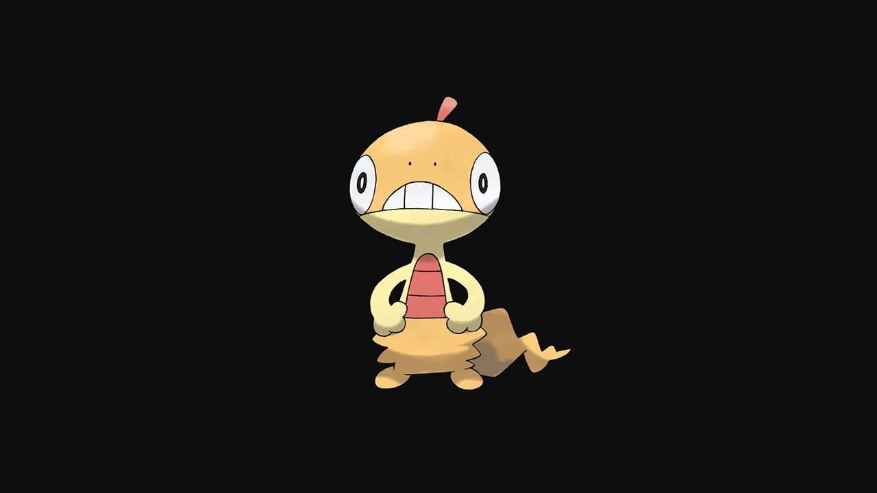 pokemon scraggy ir