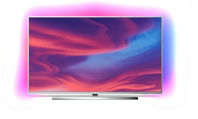 Televisor 4K de Philips con Ambilight y más reducido en Saturno