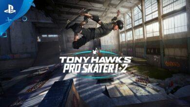 Photo of Tony Hawk Surprise revela la versión 1 y 2 de Pro Skater; Tráiler destaca la acción