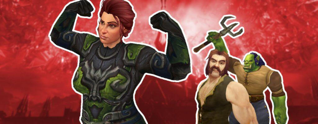 WoW Shadowlands niveles jugadores disputan título 2