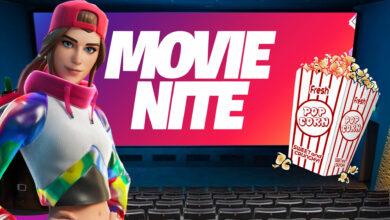 ¡Insano! Fortnite te mostrará una película completa el viernes